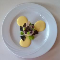 compression au caviar en lingot calvisius